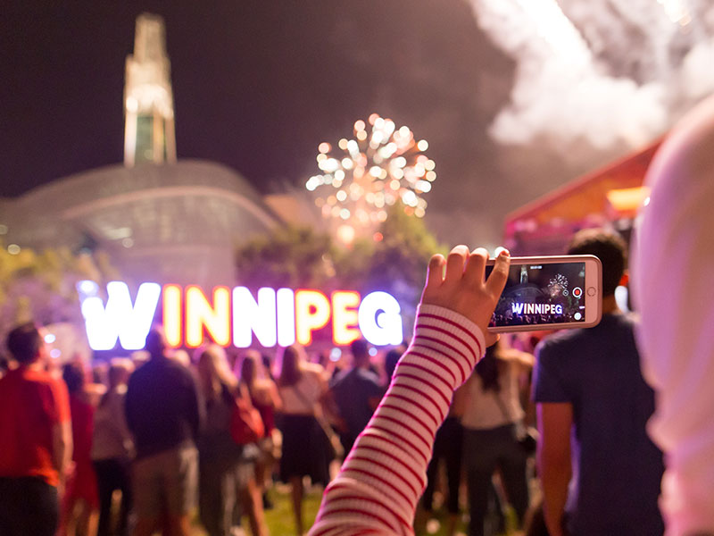 Choose Winnipeg - representative image